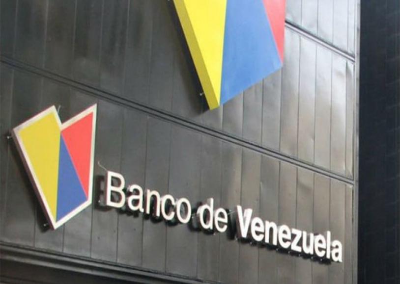 Presidente del banco de venezuela inform que los Banco venezuela clavenet